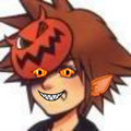 Realistic Halloweentown Sora - kingdom-hearts fan art