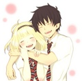 Rin and Shiemi - ao-no-exorcist fan art
