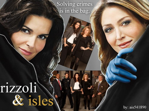 Rizzoli & Isles Hintergrund edits