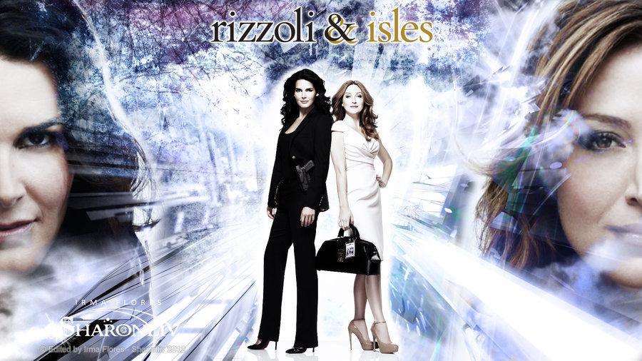 Rizzoli & Isles Обои edits