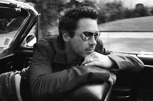 Iron Man wallpaper probably with sunglasses and an automobile titled Robert Downey Jr.