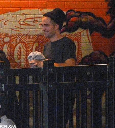 Robert in Toronto on Dupont Strip