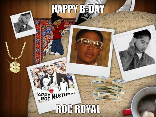 Roc Royal B-Day
