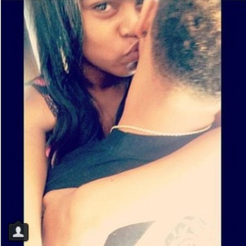 Roc and his girlfriend - roc-royal-mindless-behavior Photo