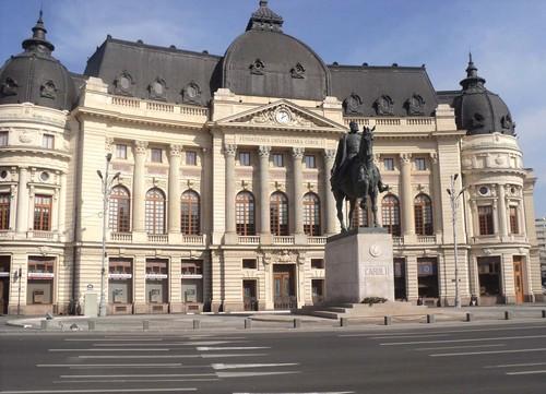 Fundatia Carol I Bucharest Romania Bucuresti capital city
