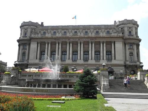 Cercul Militar Bucharest Romania city Bucuresti