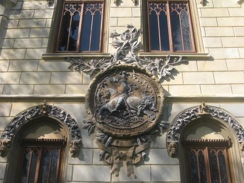 Romania palatul Sturza romanian architecture