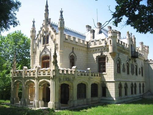 Romania palatul Sturza
