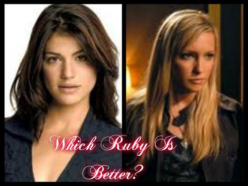 Ruby vs Ruby