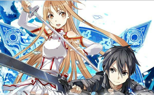 Sword Art Online wallpaper entitled SAO
