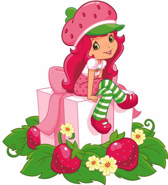 Strawberry Shortcake SS cake