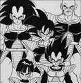 Saiyan Team with Bad Гоку and Bad Gohan