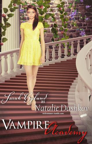 Sarah Hyland as Natalie