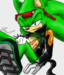 Scourge - scourge-the-hedgehog icon