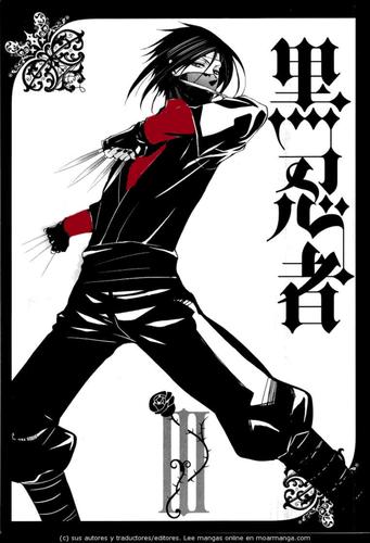 Sebastian ninja!!