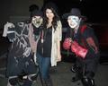 Selena at Knott's Scary Farm