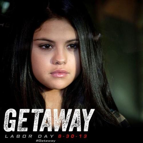 Selena in Getaway