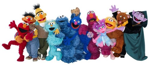 Sesame Street wallpaper entitled Sesame Street ✿