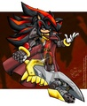 Shadow::.. - shadow-the-hedgehog photo