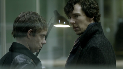 Sherlock 1x03- The Great Game