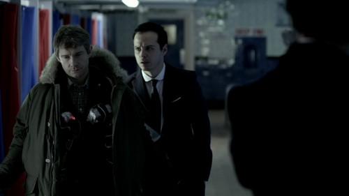Sherlock 1x03- The Great Game
