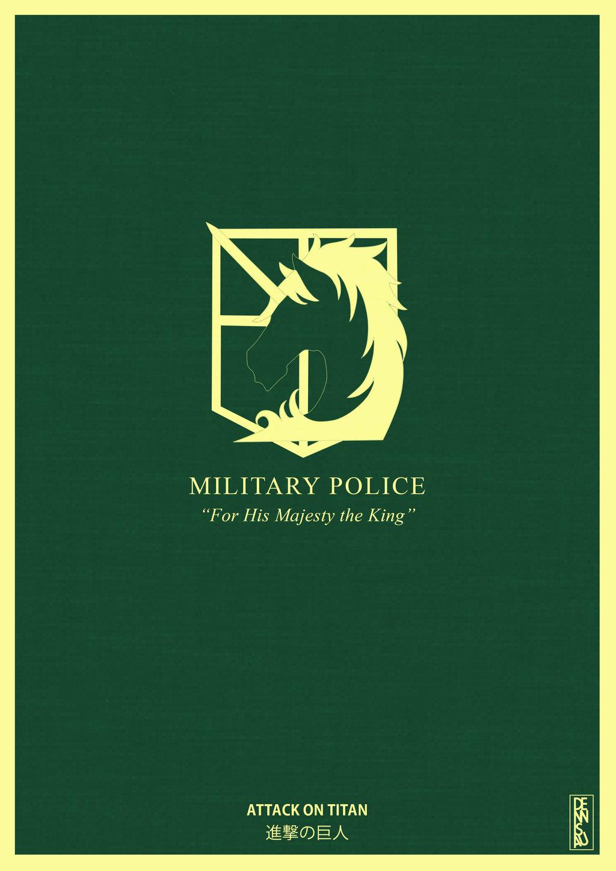Shingeki no Kyojin [Military Police]