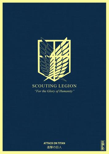Shingeki no Kyojin [Scouting Legion]