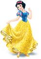 Snow White posing