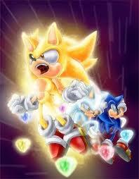 Sonic's Tranformation's