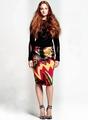 Sophie Turner 【US Glamour Magazine; Sep 2013】