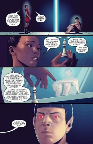 तारा, स्टार Trek ongoing # 23