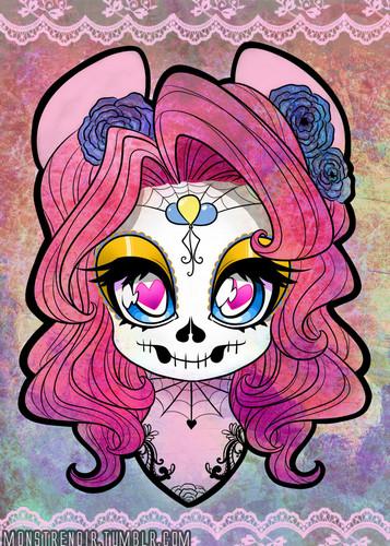 Sugar skull Pinkie