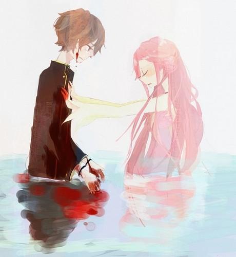 Suzaku & Euphemia