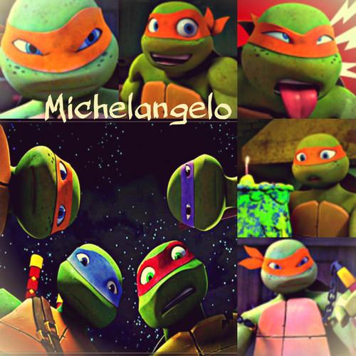 2012 Teenage Mutant Ninja Turtles wallpaper titled TMNT