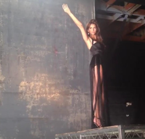 TVD Season 5 Promotional Photoshoot - Behind The Scenes