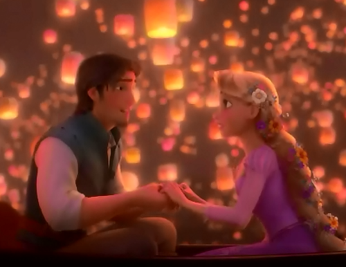 Tangled Photos