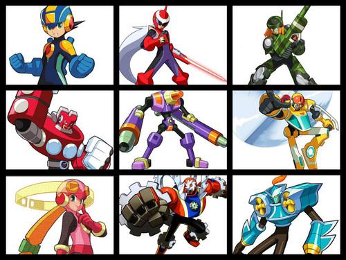 Team Megaman