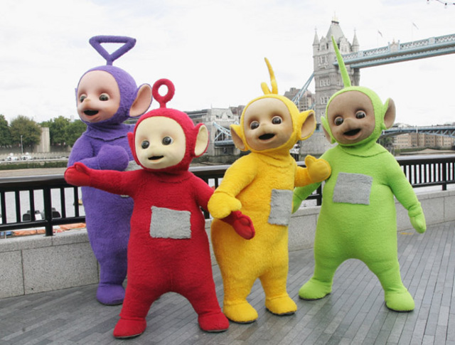 Gay teletubies