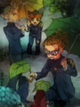 That's really nice of you kidou - inazuma-eleven photo