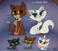 The Aristocats chibi