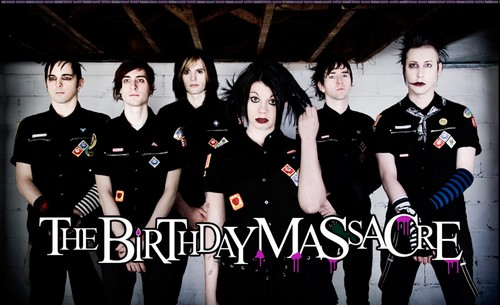 The Birthday Massacre. <3