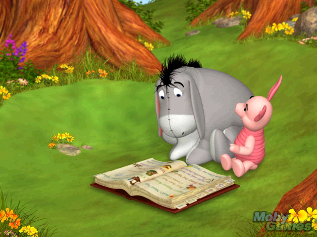 playhouse disney the book of pooh