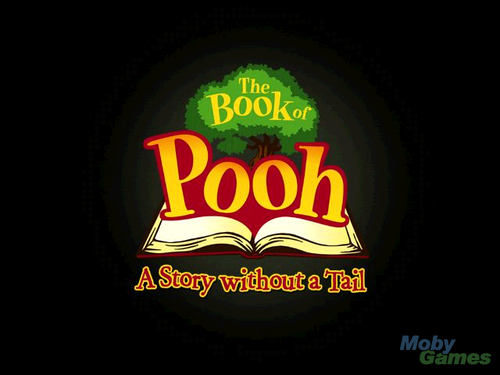 विनी द पू वॉलपेपर possibly containing a sign and a jersey called The Book of Pooh: A Story Without a Tail