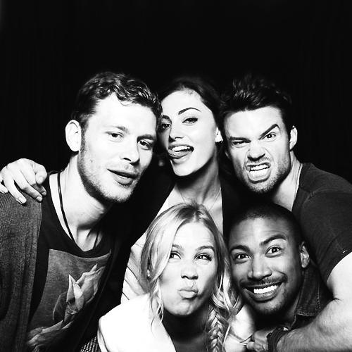 The Cast of The Originals @ Comic Con
