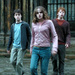 The Golden Trio - harry-ron-and-hermione icon