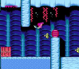 The Little Mermaid (NES)
