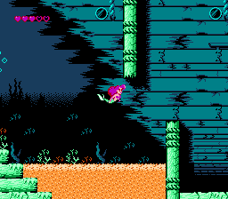 The Little Mermaid (NES)