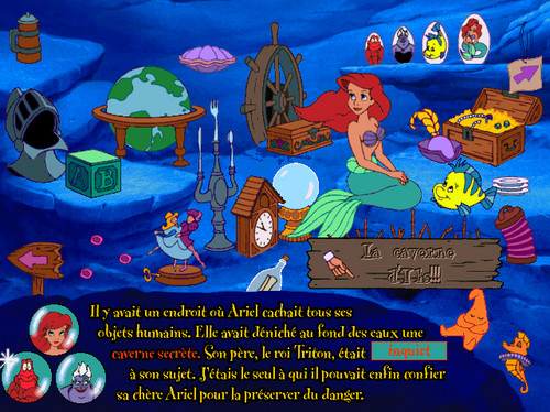 The Little Mermaid - Story Studio