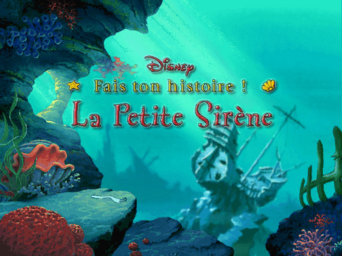 The Little Mermaid - Story Studio