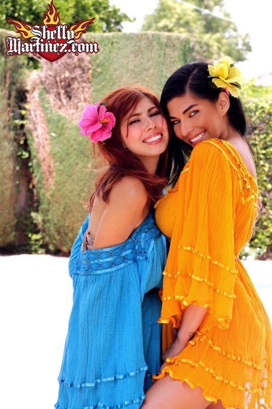 The Martinez Girlz - Shelly Martinez Photo (35126571) - Fanpop